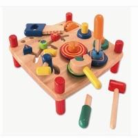houten speelgoed werkbank